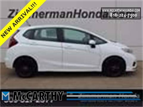 2018 Honda Fit for sale at Mr. KC Cars - McCarthy Hyundai in Blue Springs MO