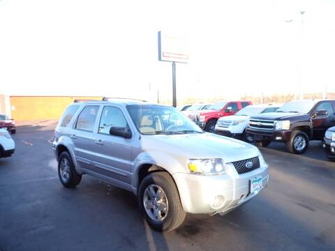 2005 Ford Escape for sale at Marty's Auto Sales in Savage MN