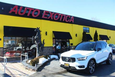 2019 Volvo XC40 for sale at Auto Exotica in Red Bank NJ
