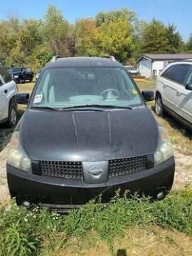 2006 Nissan Quest for sale at New Start Motors LLC - Rockville in Rockville IN