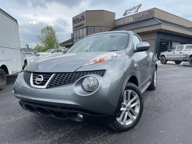 2012 Nissan JUKE for sale at FASTRAX AUTO GROUP in Lawrenceburg KY