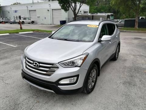 2015 Hyundai Santa Fe Sport for sale at Best Price Car Dealer in Hallandale Beach FL