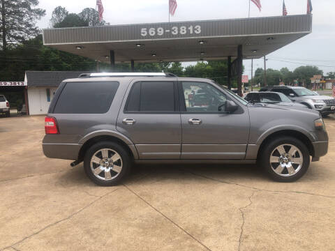 2010 Ford Expedition for sale at BOB SMITH AUTO SALES in Mineola TX