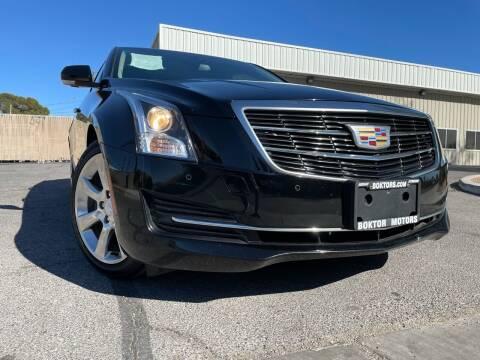 2015 Cadillac ATS for sale at Boktor Motors in Las Vegas NV