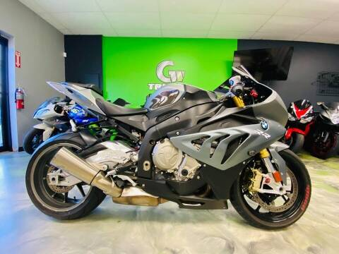 2013 BMW S1000rr for sale at GW Trucks in Jacksonville FL