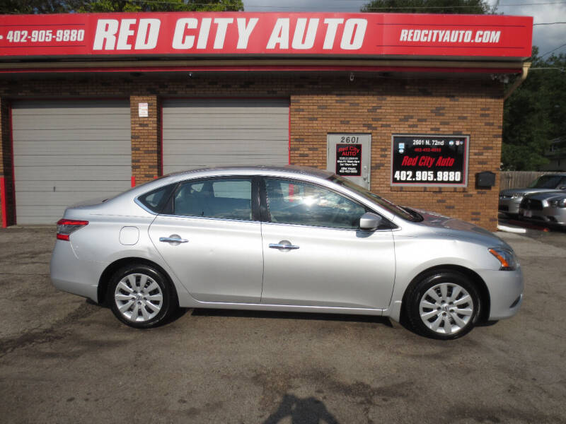 2013 Nissan Sentra for sale at Red City  Auto in Omaha NE