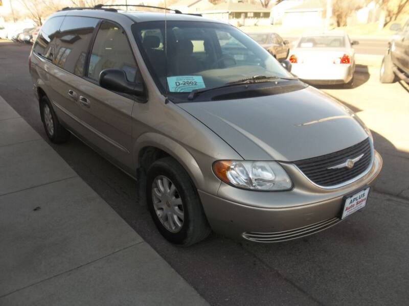 2002 Chrysler Town and Country for sale at A Plus Auto Sales/ - A Plus Auto Sales in Sioux Falls SD