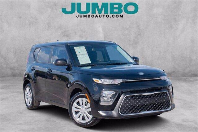 2020 Kia Soul for sale at Jumbo Auto & Truck Plaza in Hollywood FL