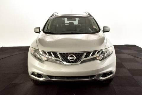 2014 Nissan Murano for sale at Southern Auto Solutions-Jim Ellis Hyundai in Marietta GA