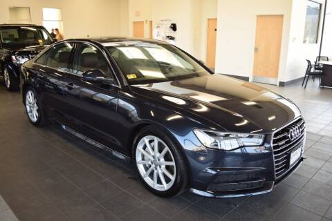 2018 Audi A6 for sale at BMW OF NEWPORT in Middletown RI