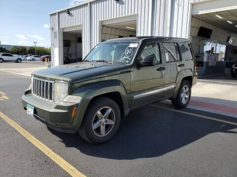 2008 Jeep Liberty for sale at L G AUTO SALES in Boynton Beach FL