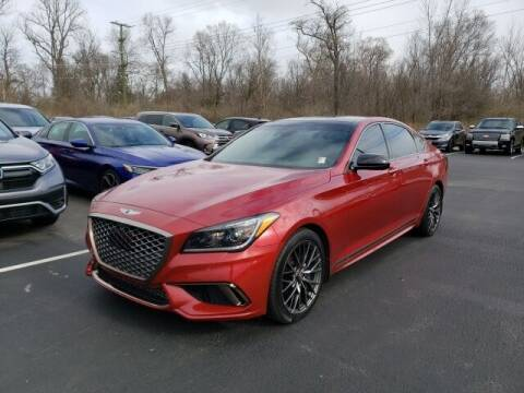 2020 Genesis G80 for sale at White's Honda Toyota of Lima in Lima OH