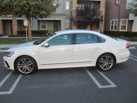 2017 Volkswagen Passat for sale at PREFERRED MOTOR CARS in Covina CA