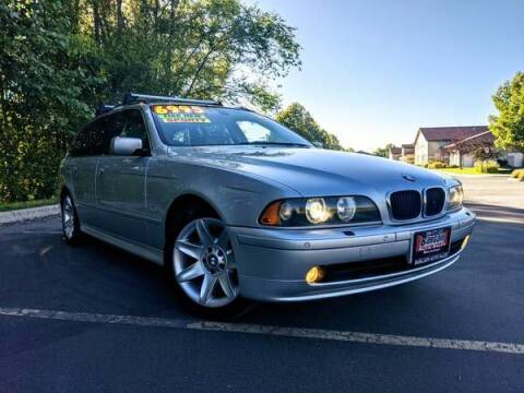 2003 BMW 5 Series for sale at Bargain Auto Sales in Garden City ID