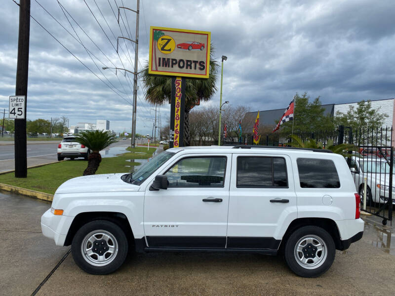 2017 Jeep Patriot for sale at A to Z IMPORTS in Metairie LA