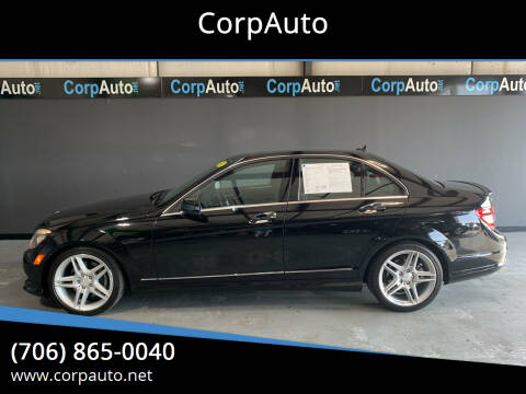 2011 Mercedes-Benz C-Class for sale at CorpAuto in Cleveland GA