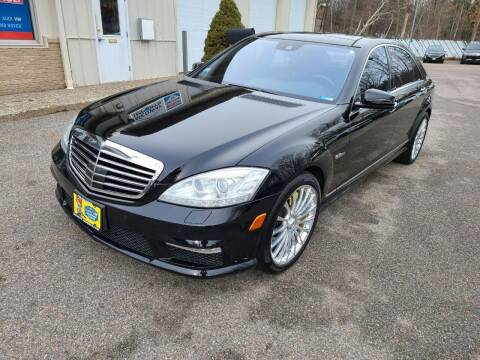 2012 Mercedes-Benz S-Class for sale at Medway Imports in Medway MA
