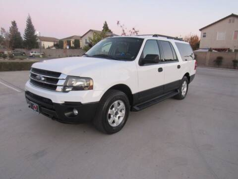 2015 Ford Expedition EL for sale at Repeat Auto Sales Inc. in Manteca CA