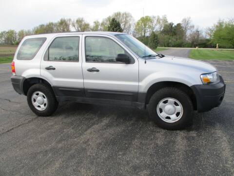 2006 Ford Escape for sale at Crossroads Used Cars Inc. in Tremont IL