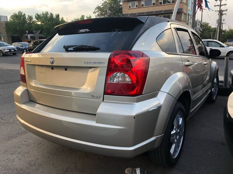 2009 Dodge Caliber for sale at Capitol Hill Auto Sales LLC in Denver CO