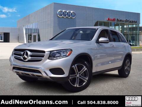 2016 Mercedes-Benz GLC for sale at Metairie Preowned Superstore in Metairie LA