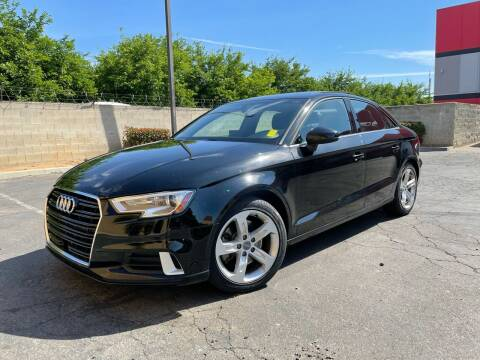 2018 Audi A3 for sale at Used Cars Fresno Inc in Fresno CA