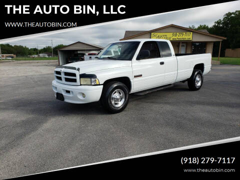 2001 Dodge Ram Pickup 2500 for sale at THE AUTO BIN, LLC in Broken Arrow OK