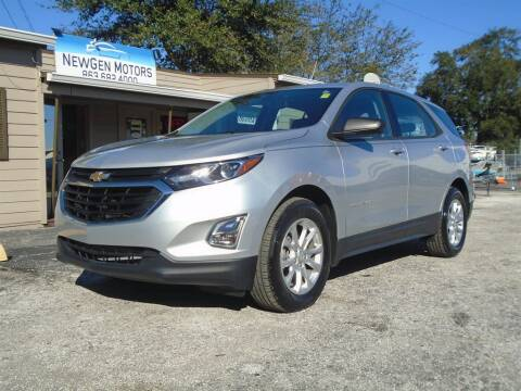 2018 Chevrolet Equinox for sale at New Gen Motors in Lakeland FL
