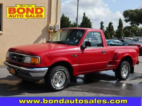 1997 Ford Ranger for sale at Bond Auto Sales in Saint Petersburg FL