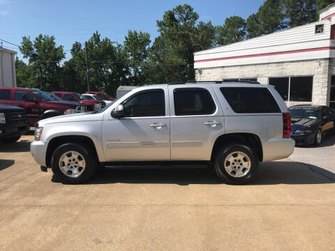 2014 Chevrolet Tahoe for sale at Northwood Auto Sales in Northport AL