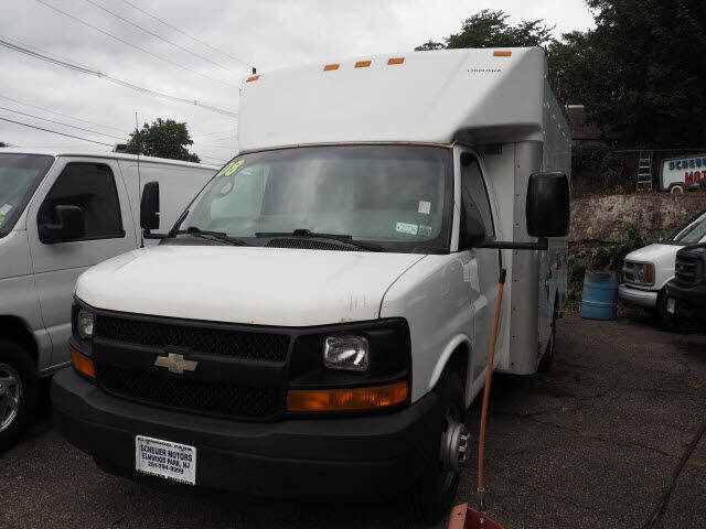 2008 Chevrolet Express Cutaway for sale at Scheuer Motor Sales INC in Elmwood Park NJ