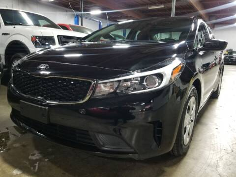 2018 Kia Forte for sale at 916 Auto Mart ONLY $399 DOWN!!!* in Sacramento CA