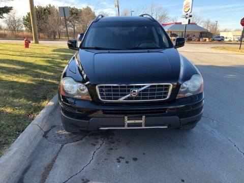 2007 Volvo XC90 for sale at NORTH CHICAGO MOTORS INC in North Chicago IL