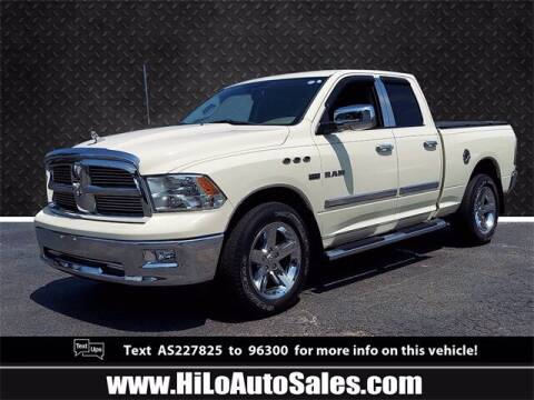 2010 Dodge Ram Pickup 1500 for sale at Hi-Lo Auto Sales in Frederick MD