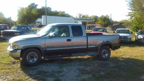 2000 GMC Sierra 2500 for sale at New Start Motors LLC - Rockville in Rockville IN