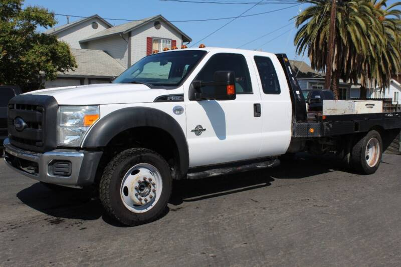 2015 Ford F-550 for sale at CA Lease Returns in Livermore CA