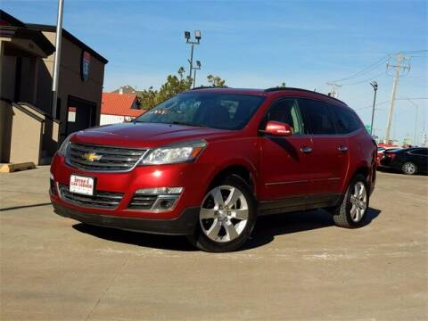 2014 Chevrolet Traverse for sale at Bryans Car Corner in Chickasha OK