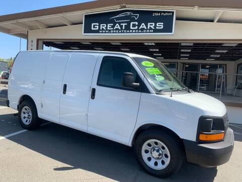 2014 Chevrolet Express Cargo for sale at Great Cars in Sacramento CA