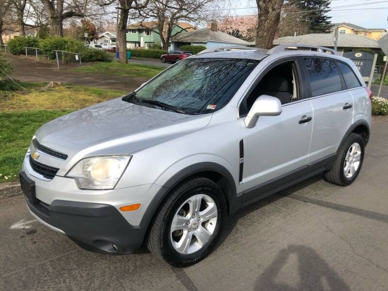 2014 Chevrolet Captiva Sport for sale at Blue Line Auto Group in Portland OR