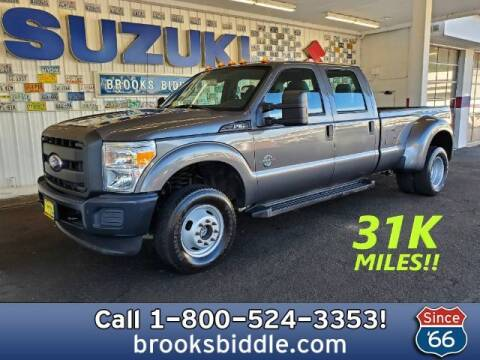 2011 Ford F-350 Super Duty for sale at BROOKS BIDDLE AUTOMOTIVE in Bothell WA