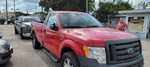 2010 Ford F-150 for sale at Kelly & Kelly Supermarket of Cars in Fayetteville NC