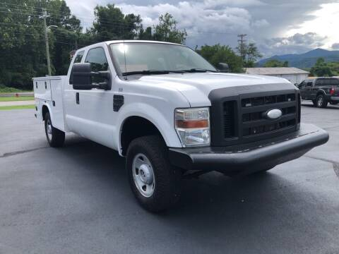 2008 Ford F-250 Super Duty for sale at KNK AUTOMOTIVE in Erwin TN