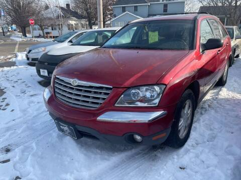 2004 Chrysler Pacifica for sale at Nelson's Straightline Auto - 23923 Burrows Rd in Independence WI