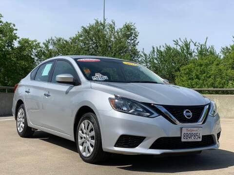2017 Nissan Sentra for sale at AutoAffari LLC in Sacramento CA