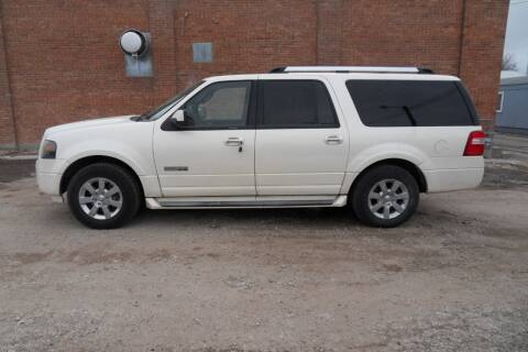 2007 Ford Expedition EL for sale at Paris Fisher Auto Sales Inc. in Chadron NE