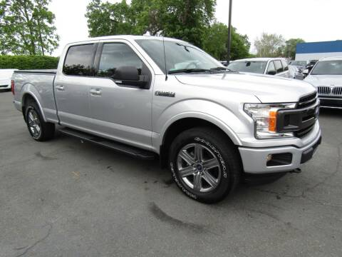 2018 Ford F-150 for sale at 2010 Auto Sales in Troy NY
