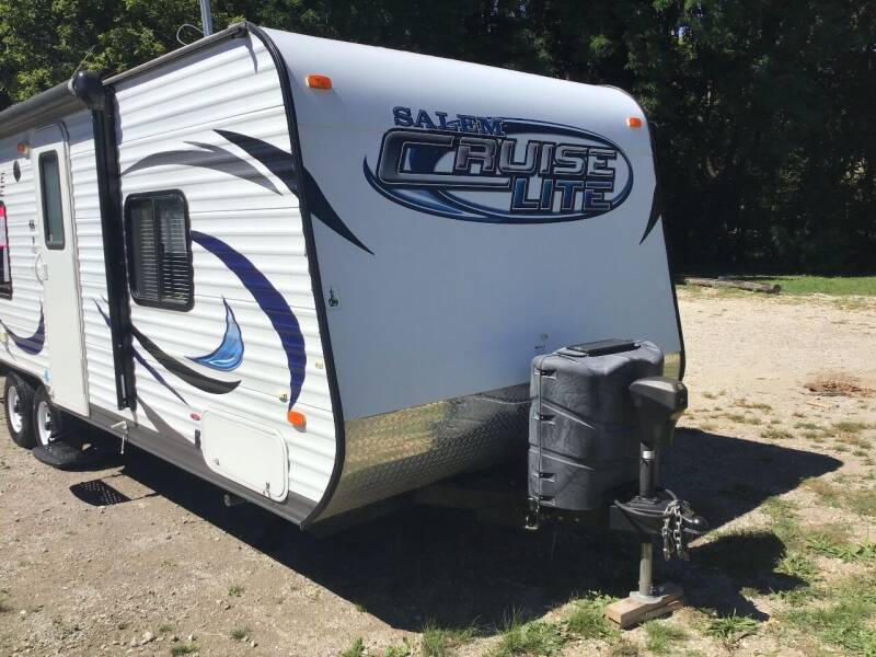 2013 Salem CRUISE LITE for sale at Mobile-tronics Auto Sales in Kenockee MI