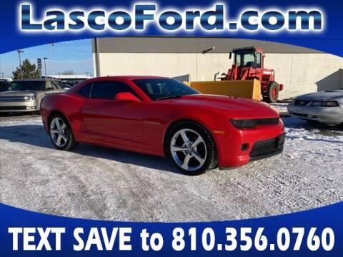 2014 Chevrolet Camaro for sale at LASCO FORD in Fenton MI