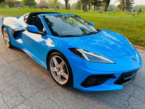 2021 Chevrolet Corvette for sale at Truck City Inc in Des Moines IA