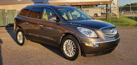 2009 Buick Enclave for sale at Transmart Autos in Zimmerman MN